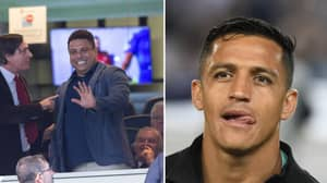 Ronaldo Says The 'Door Is Always Open' For Alexis Sanchez