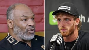 Mike Tyson Says Logan Paul Is 'Stupid Enough' To Fight Former World Champion Boxer