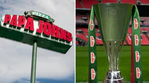 The EFL Trophy Will Now Officially Be Known As The 'Papa John's Trophy'