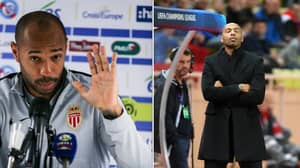 Thierry Henry Apologises After Calling Player's Grandmother A 'Whore'