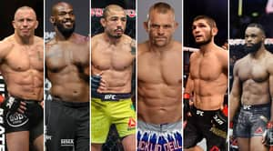 The 35 Greatest MMA Fighters Of All Time Have Been Ranked Based On 'Accomplishments In All Divisions'