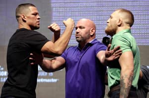 Nate Diaz Won't Recognise Conor McGregor Following New Training Regime