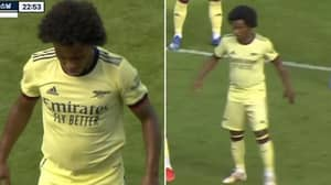 Willian's Physique Provokes A Reaction From Fans After Losing To Hibernian