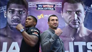 The Countdown Is On: Anthony Joshua Gets Ready For Wladimir Klitschko