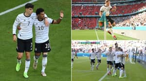 Germany And Portugal Play Out The Best Game Of Euro 2020 So Far