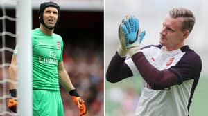 Baffling Reason Why Petr Cech Is Still Arsenal's Number One