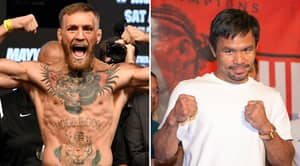 Manny Pacquiao Confirms Boxing Match With Conor McGregor Is On After Explosive Tweets