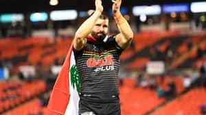 NRL Star Josh Mansour Is Leading The Lebanese Community's Support For The Beirut Blast