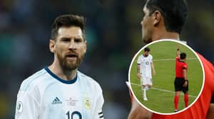 Argentina Are Outraged At Referee's Refusal To Use VAR's Advice For Two Important Penalty Appeals