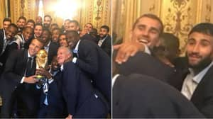 N'Golo Kante's Appearance In France Team Photo Is The Most N'Golo Kante Thing Ever