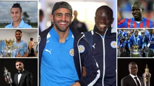 Champions League Semi-Final Heroes Riyad Mahrez And N'Golo Kante Cost Leicester City Dirt-Cheap £6 Million
