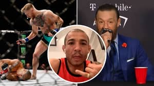 Conor McGregor Reacts To Jose Aldo's Latest Comments About THAT 13 Second KO