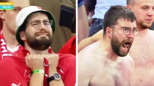 Switzerland Football Fan's Viral Rollercoaster Of Emotions Becomes Instant Meme