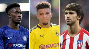 The Top 10 Highest Paid Under-21 Players In Europe Revealed
