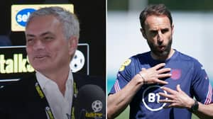 Jose Mourinho Suggests Tactical Tweak That Could Help England Beat Germany At Euro 2020