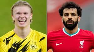 'Erling Haaland Would Destroy The Premier League, But He's Not Better Than Mohamed Salah'