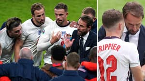 Kieran Trippier Reveals Exactly What Gareth Southgate Told England Players During Crucial Team-Talk Before Extra Time