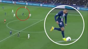 Kylian Mbappe Scores Absolutely Outrageous 70-Yard Solo Goal From His Own Half