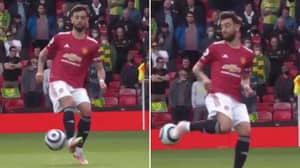 Edinson Cavani Wonder Goal Marred By VAR Madness In Man Utd v Fulham