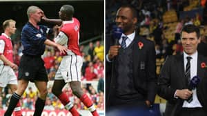 Roy Keane Bought Patrick Vieira An Ice Cream As The Two Rivals Buried The Hatchet