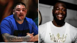 WBC Gives The Green Light For Deontay Wilder Vs Andy Ruiz Jr Mega-Fight