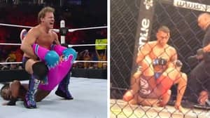 Throwback: When An MMA Fighter Won A Fight With The Walls Of Jericho