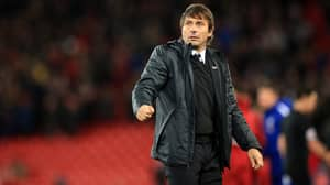 Antonio Conte Claims There's A Premier League Conspiracy Against Chelsea