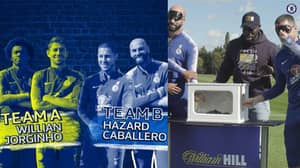 Chelsea Players Face Bushtucker Trial For Losing Darts Competition