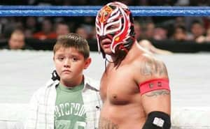 Here's What Rey Mysterio's Son Dominic Looks Like Now