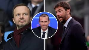 UEFA President Aleksander Ceferin Calls Manchester United And Juventus Chiefs 'Snakes'