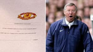 Sir Alex Ferguson Raged At Manchester United Youngster For Rejecting New Contract