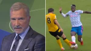 'That Could Have Been A Leg Breaker': Graeme Souness Tears Into Paul Pogba After Wolves Win
