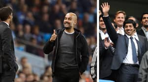 Manchester City To Offer Pep Guardiola Record Breaking Contract