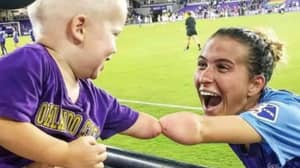 Orlando Pride's Carson Pickett Meeting Fan Is The Picture Of 2019