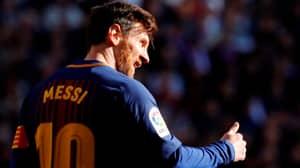 Lionel Messi Demands Barcelona Sign Premier League Superstar