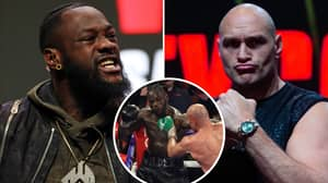 Tyson Fury And Deontay Wilder Snub One Another As They Name Their Toughest Opponents To Date