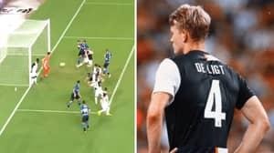 Matthijs De Ligt Scores Own Goal On His Full Debut For Juventus