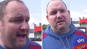Andy Tate Produces Iconic Rant About Manchester United In Live Sky Sports interview
