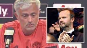 Jose Mourinho's Manchester United Transfer Window Rant In 2018 Shows Nothing Has Changed