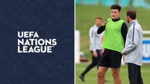 Harry Maguire Reveals England Players Are Confused By Nations League