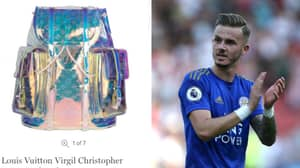 James Maddison Responds To 'The Sun' After They Mock His £6,500 Backpack