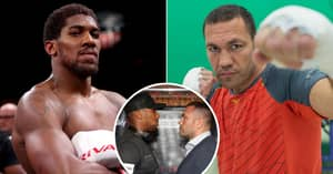 Kubrat Pulev Slammed After 'Shameful' Comment About Anthony Joshua's Skin Colour