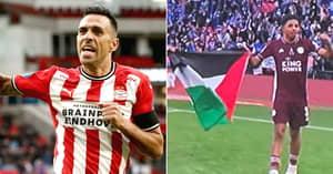 PSV Striker Eran Zahavi Replaces Palestine Flag With Israel One In Controversial Instagram Post