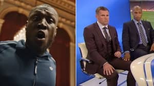 "Stormzy Mentions Jamie Carragher In His New Song ""Line"""