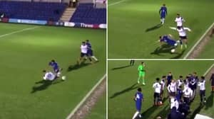 Danny Drinkwater Starts Huge Brawl After Lashing Out At 16-Year-Old During U23 Game