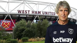 West Ham In Talks To Sign £45 Million Striker