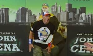 'Unexpected John Cena' Prank That Stars Actual John Cena Is Gold