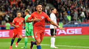Alexis Sanchez Becomes Chile's All-Time Top Scorer