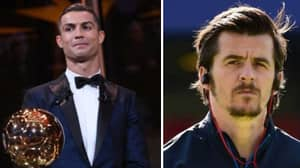 Joey Barton Responds To Cristiano Ronaldo Calling Himself 'The Best Player In History'