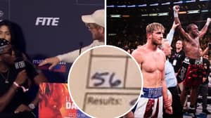 KSI Gets 56 Points After Logan Paul Says He Doesn't Know Seven Times Eight